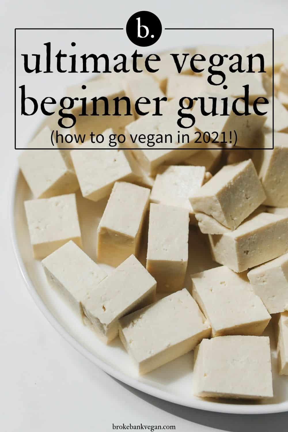 Ultimate Vegan Beginner Guide