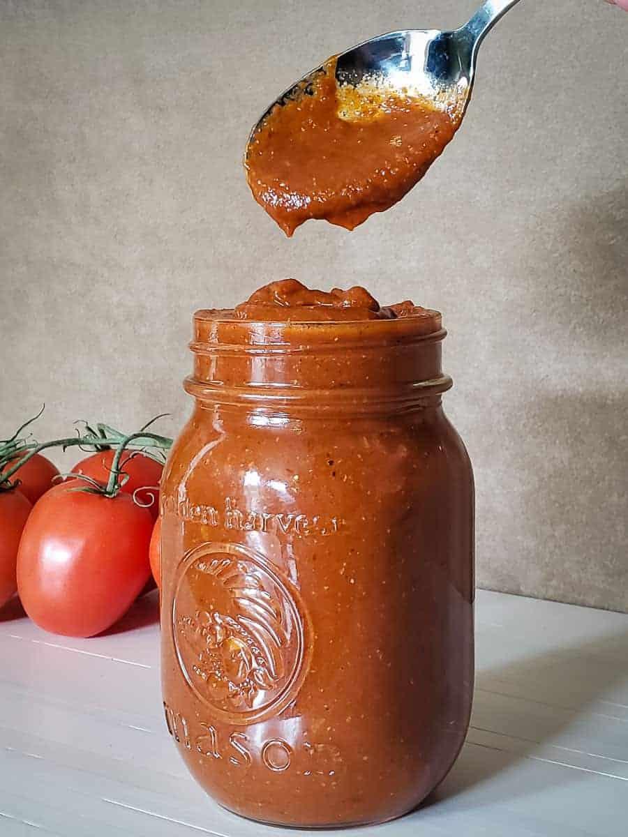 Authentic Red Enchilada Sauce