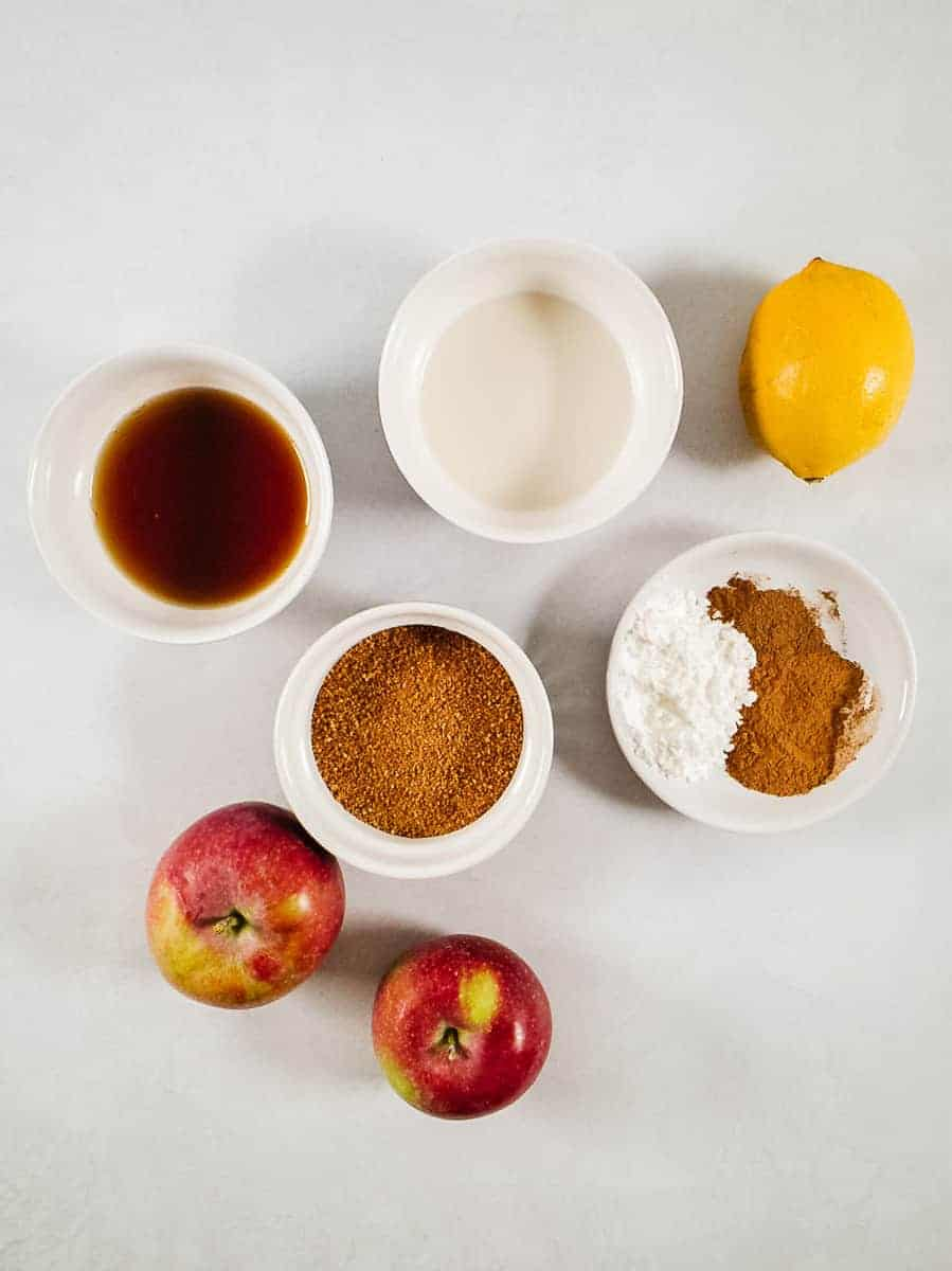 Cashews, Coconut Oil, Vanilla, Lemon, Maple Syrup, & Coconut Butter