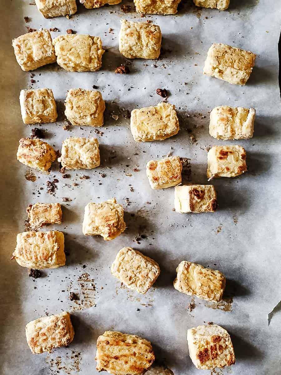 Baked Tofu Cubes