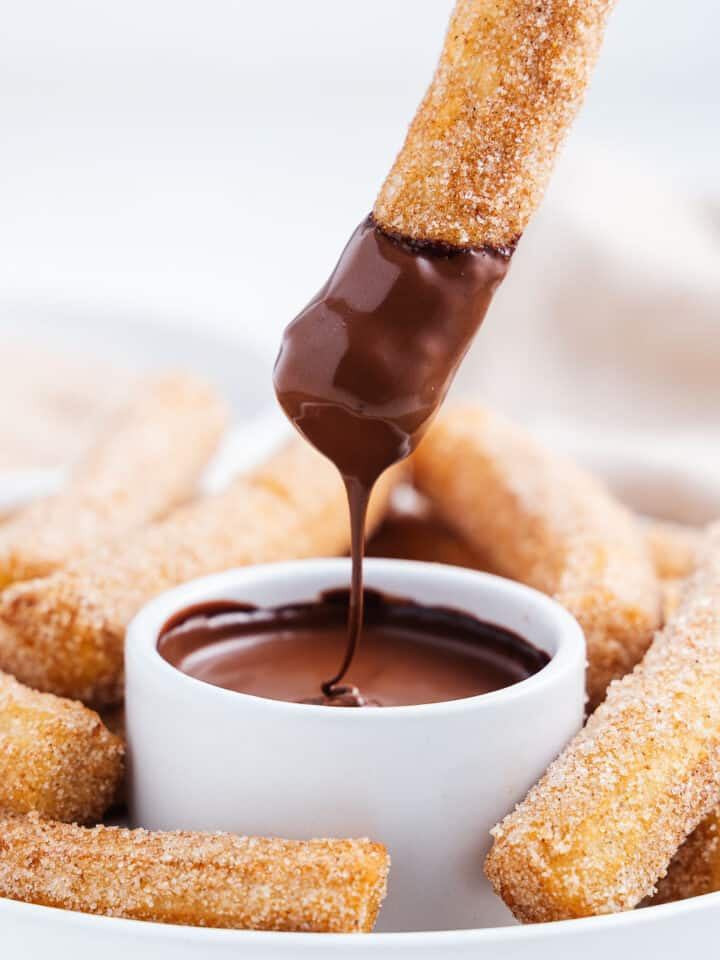 Easy Vegan Churro Recipe