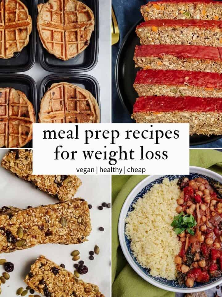 Meal Prep Recipes For Weight Loss