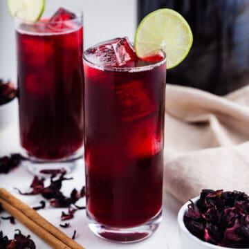 Agua de Jamaica Recipe