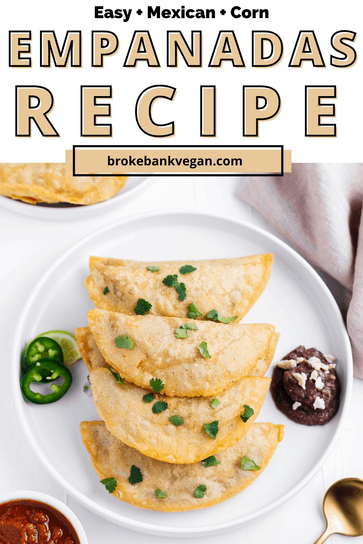 Easy Empanadas Recipe