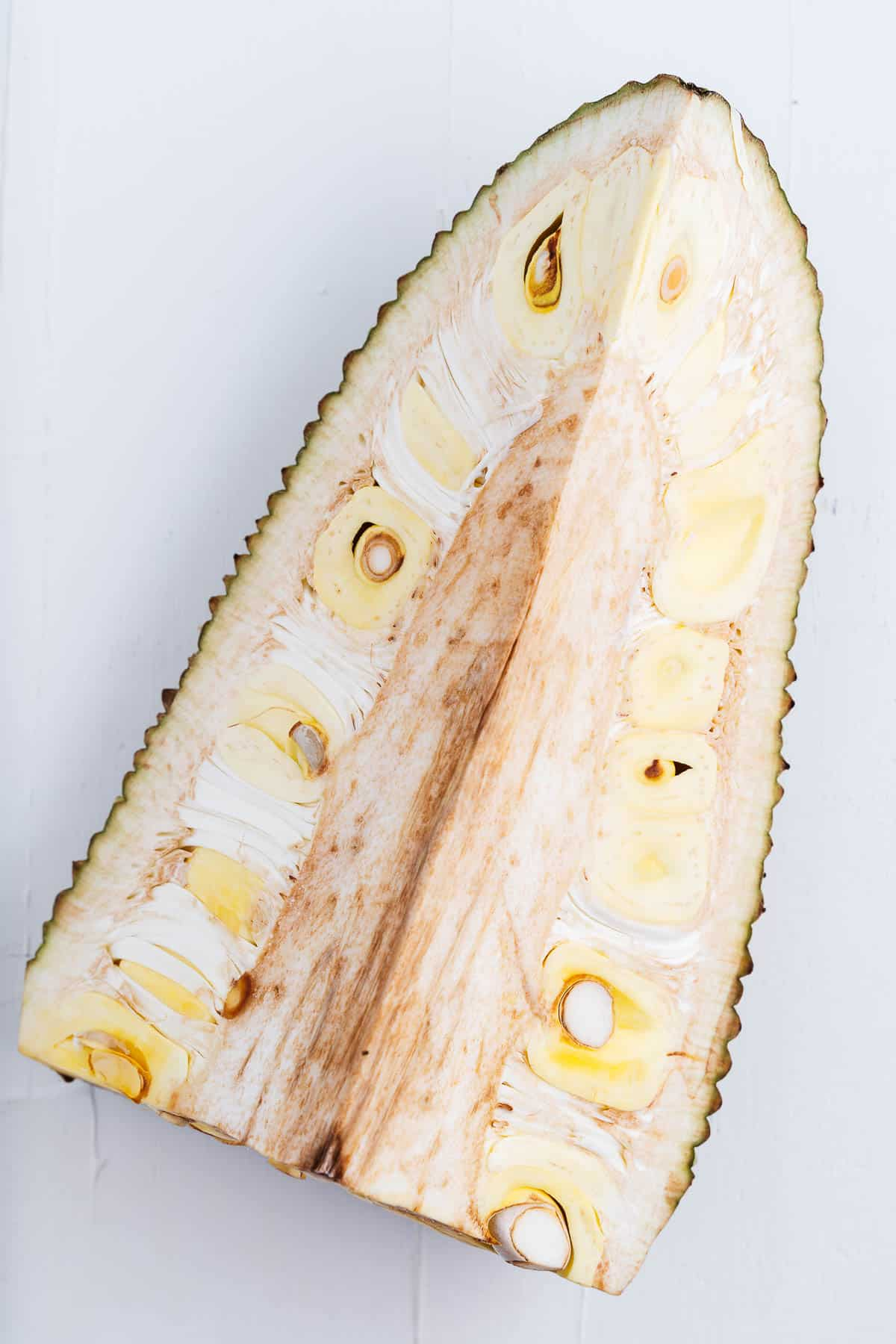 Quartered Jackfruit