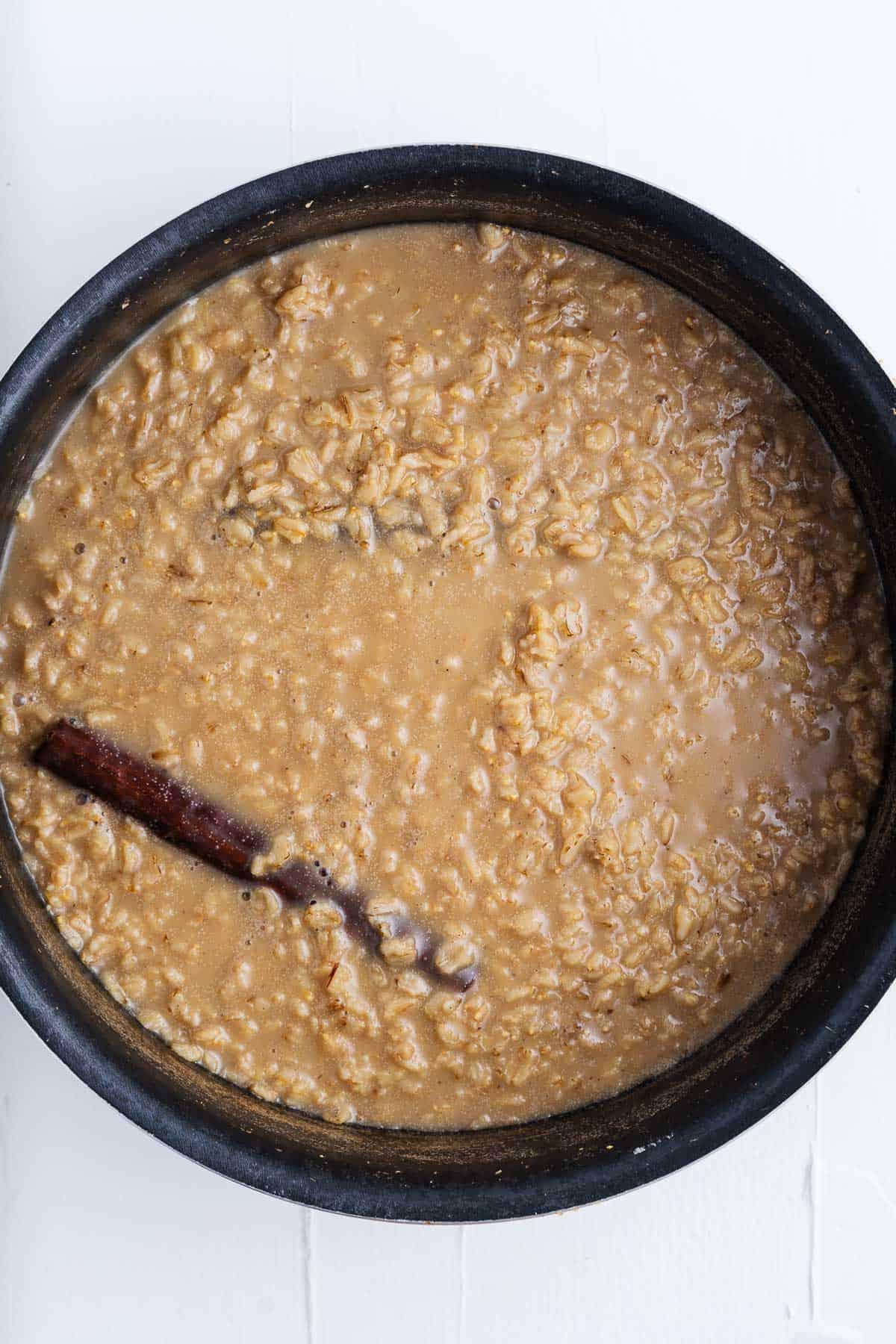 Oatmeal in a Pot