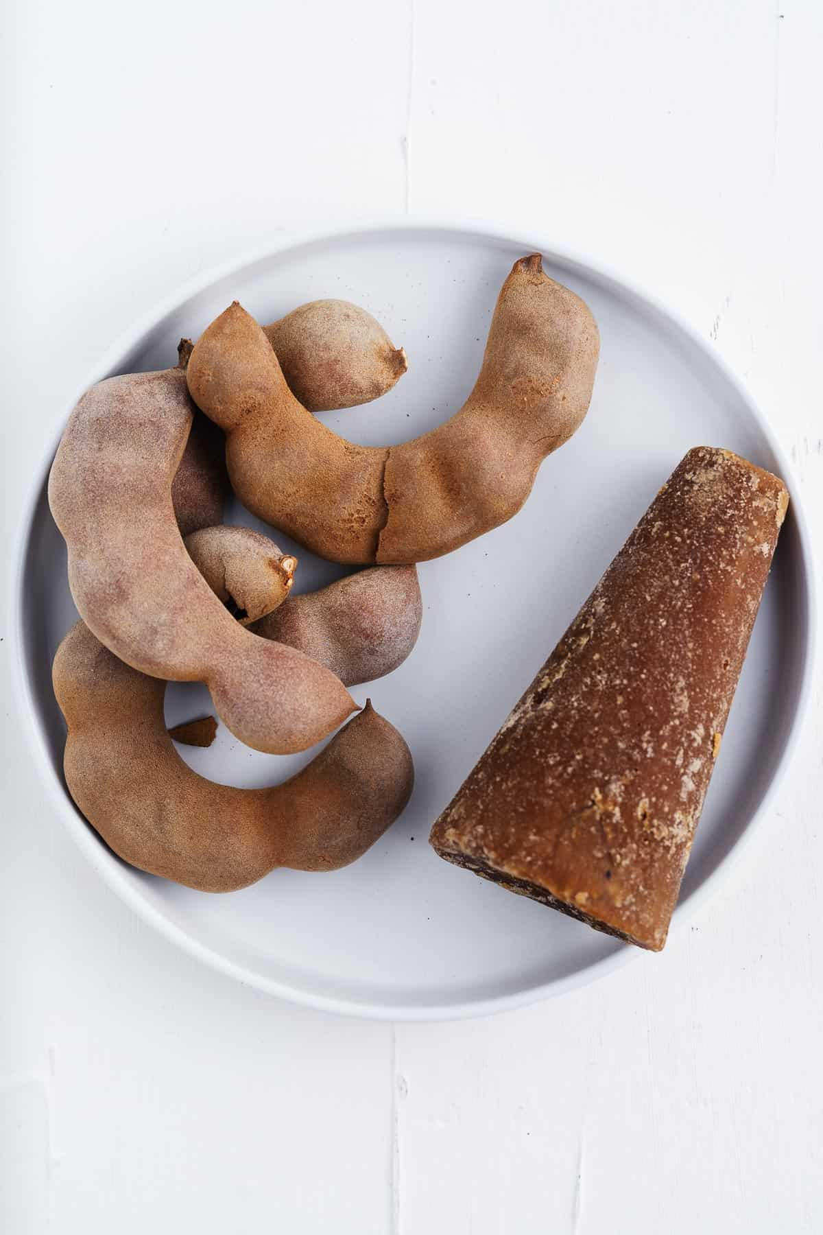 Tamarind Pods and Piloncillo