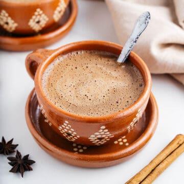 Cup of Champurrado