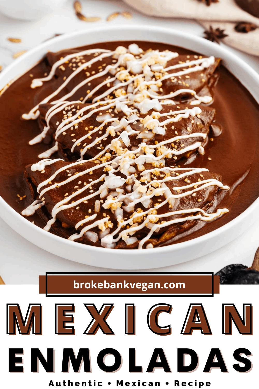 Mexican Enmoladas Pin