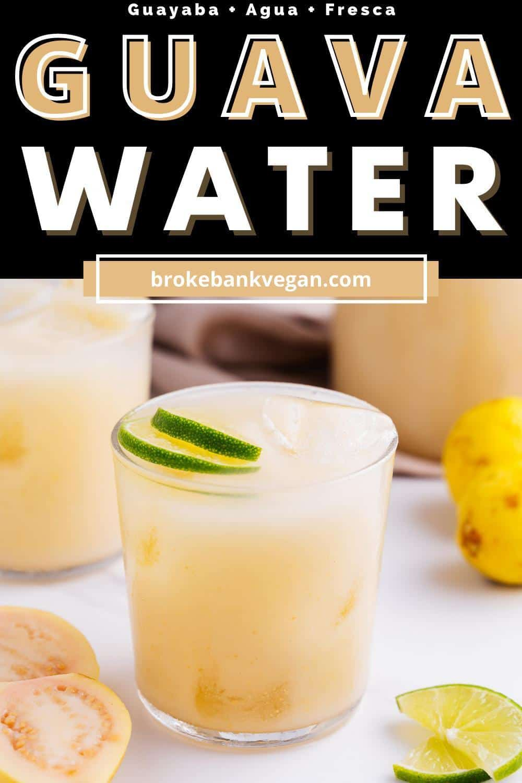 Guava Water Pin
