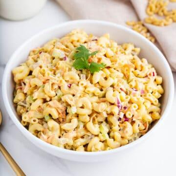 Macaroni Salad Feature